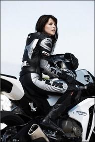 Deus Bali Classy women ride motorcycles