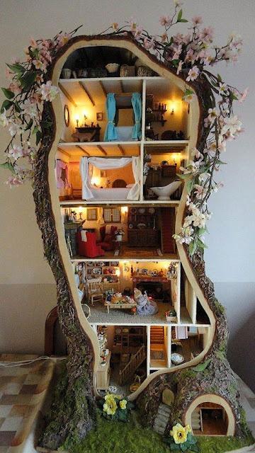 dream doll house!!