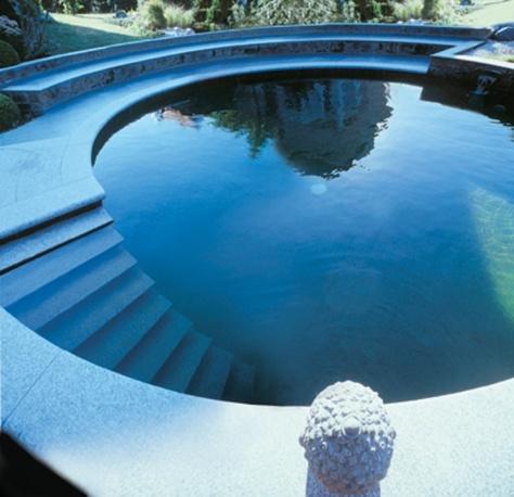 Natural Swimming Pools - Sandstone Design