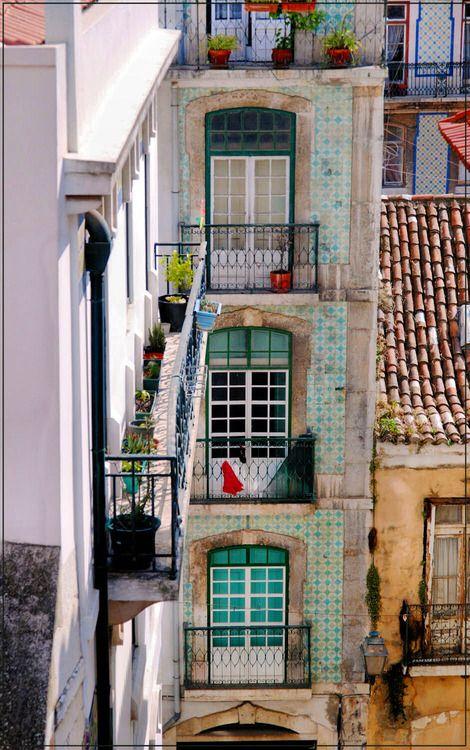 Old Lisbon - Portugal
