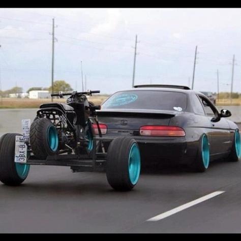 Rollin' in style #ruckus #sc300